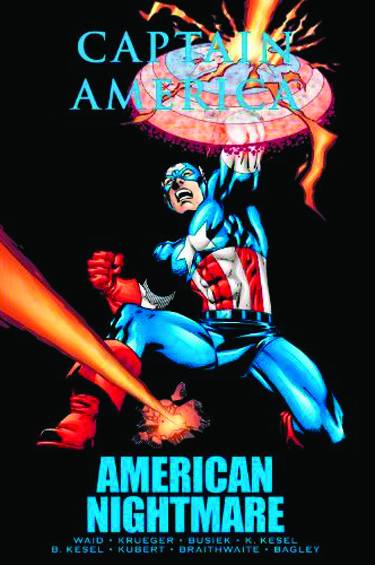 Captain America American Nightmare