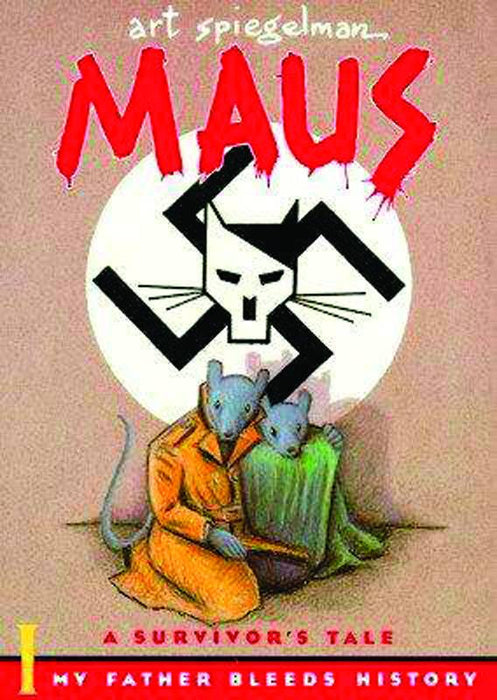 Maus Survivors Tale Vol 01 My Father Bleeds History