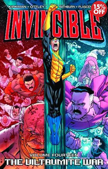 Invincible Vol 14: Viltrumite War