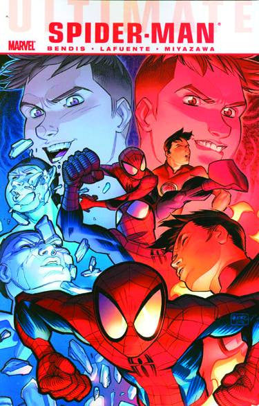 ULTIMATE COMICS SPIDER-MAN TP VOL 02 CHAMELEONS