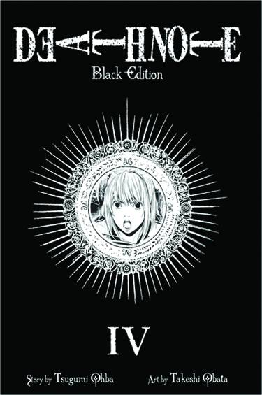 Death Note Black Edition Vol 04
