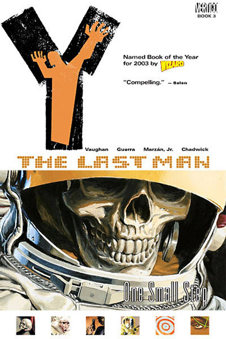Y The Last Man Book 03 One Small Step