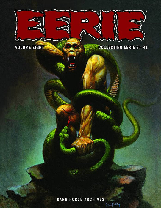 Eerie Archives Vol 08