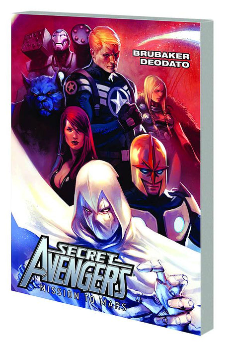 Secret Avengers Vol 01 Mission To Mars
