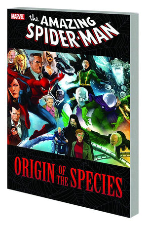 SPIDER-MAN ORIGIN OF SPECIES TP