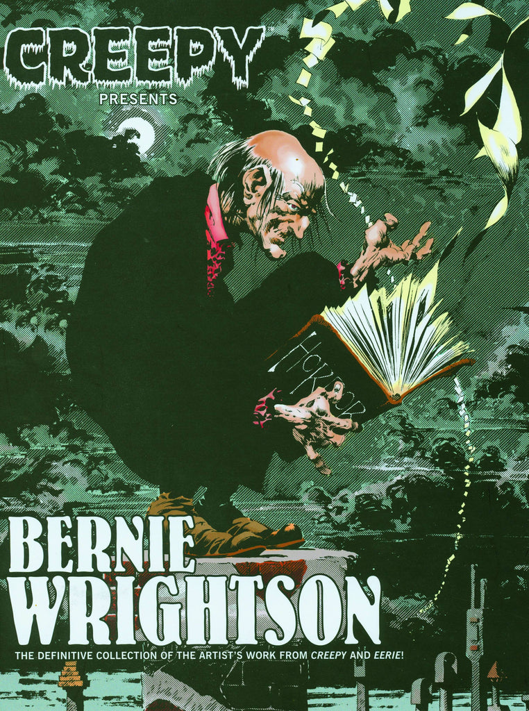 CREEPY PRESENTS BERNIE WRIGHTSON HC