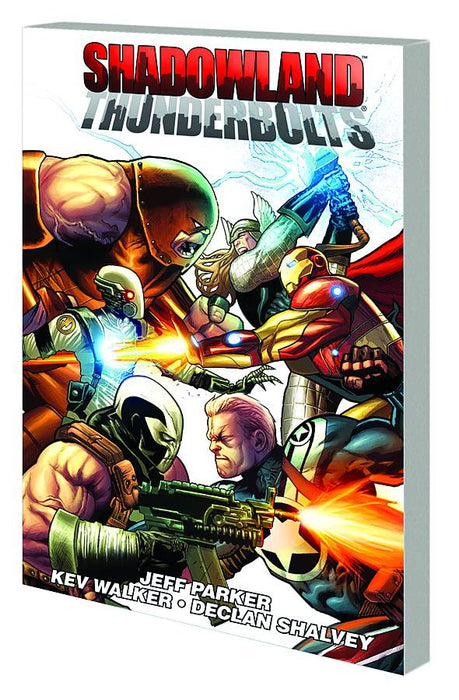 SHADOWLAND THUNDERBOLTS TP