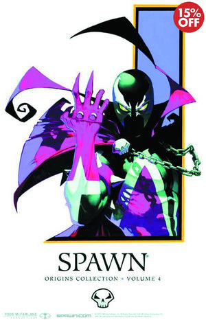 Spawn Origins Vol 04