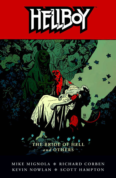 Hellboy Vol 11 Bride of Hell & Others