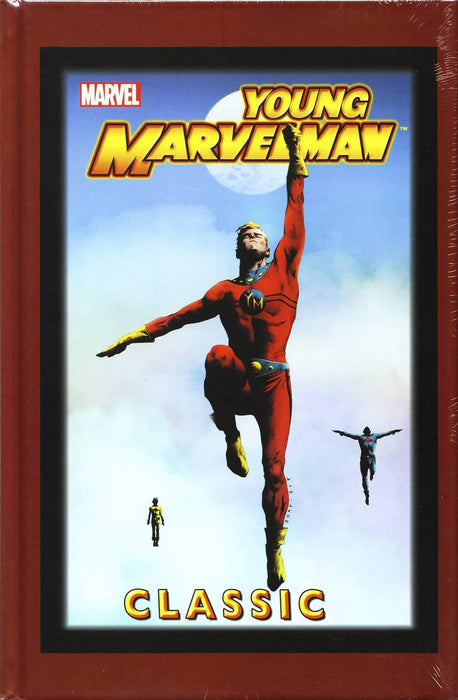 Young Marvelman Classic Premium Hardcover Vol 02