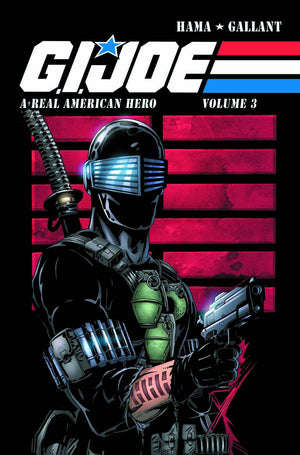 GI Joe A Real American Hero Vol 03