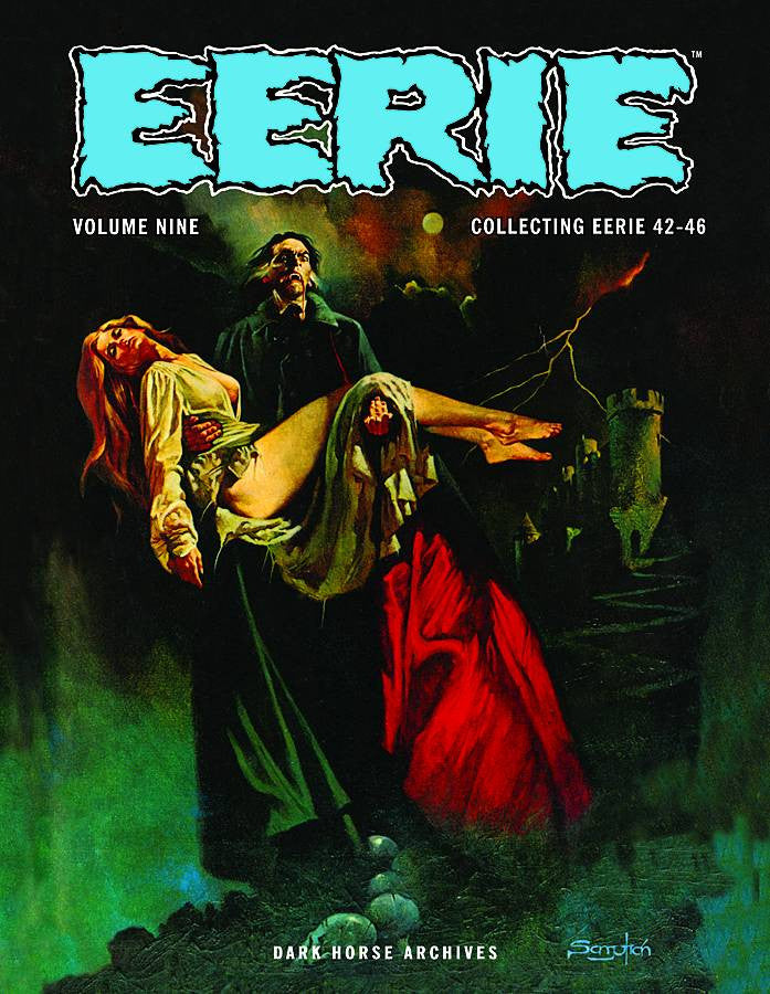 EERIE ARCHIVES HC VOL 09