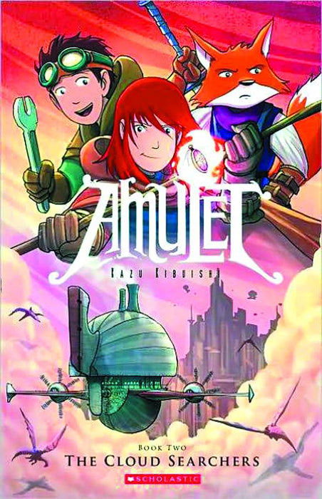 Amulet Vol 03 Cloud Searchers