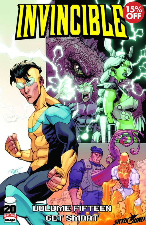 Invincible Vol 15: Get Smart