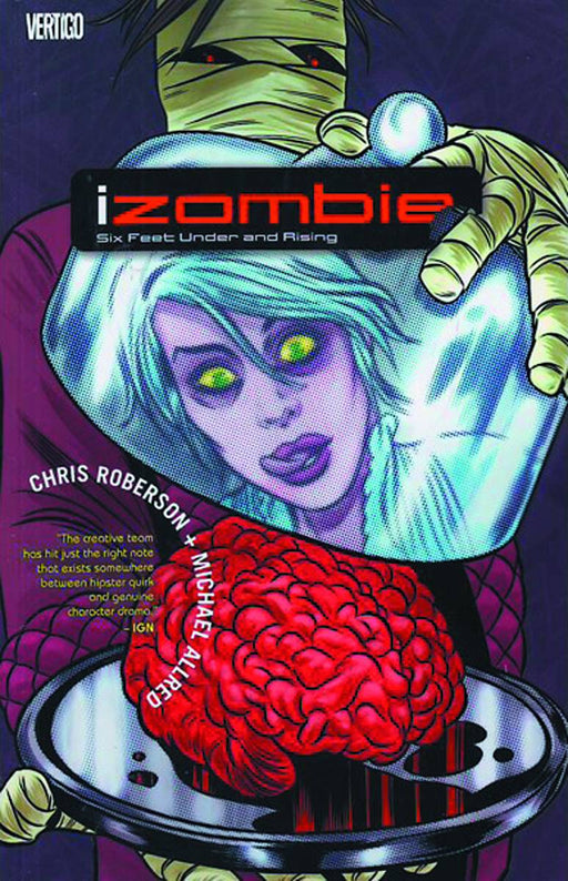 iZombie Vol 03 Six Feet Under And Rising