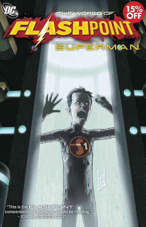 Flashpoint World of Flashpoint Superman