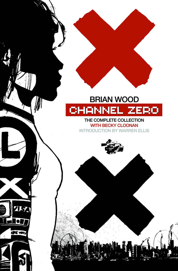 CHANNEL ZERO TP COMPLETE COLLECTION