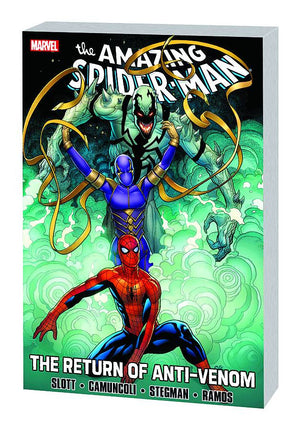 SPIDER-MAN RETURN OF ANTI-VENOM TP