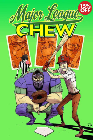 CHEW TP 05 MAJOR LEAGUE CHEW