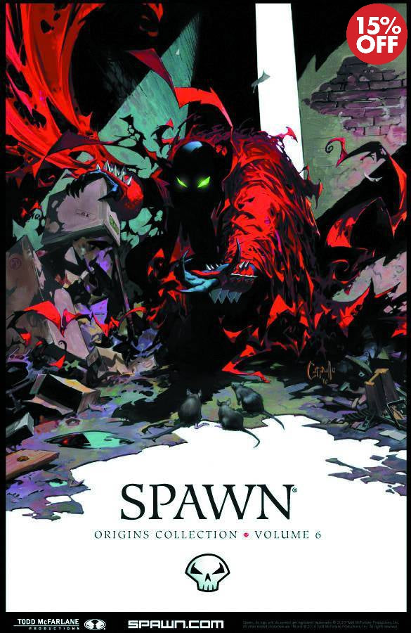 Spawn Origins Vol 06