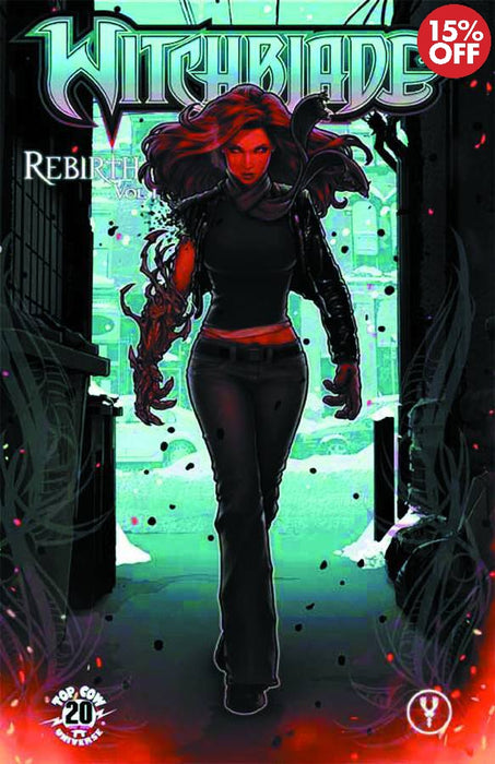 Witchblade Rebirth Vol 01