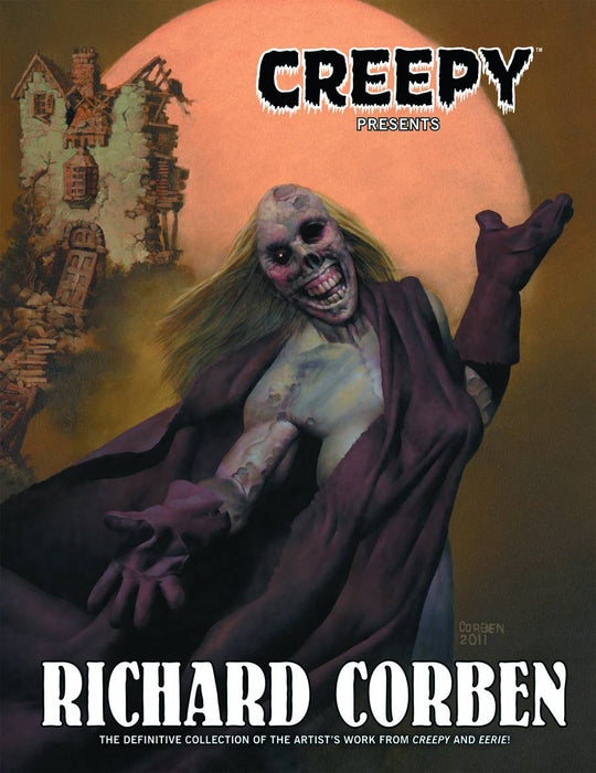 Creepy Presents Richard Corbin