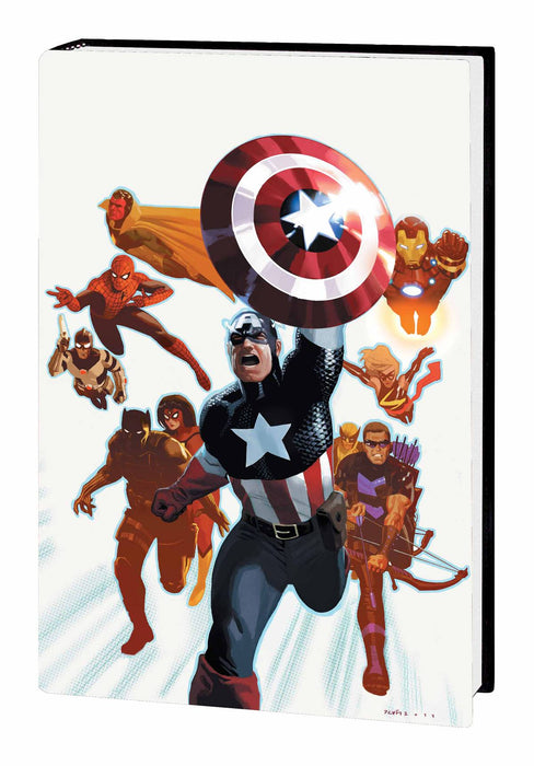 Avengers By Brian Michael Bendis Vol 03