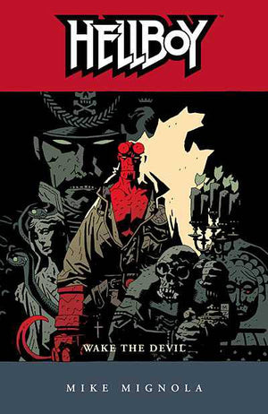 HELLBOY TP VOL 2 WAKE THE DEVIL