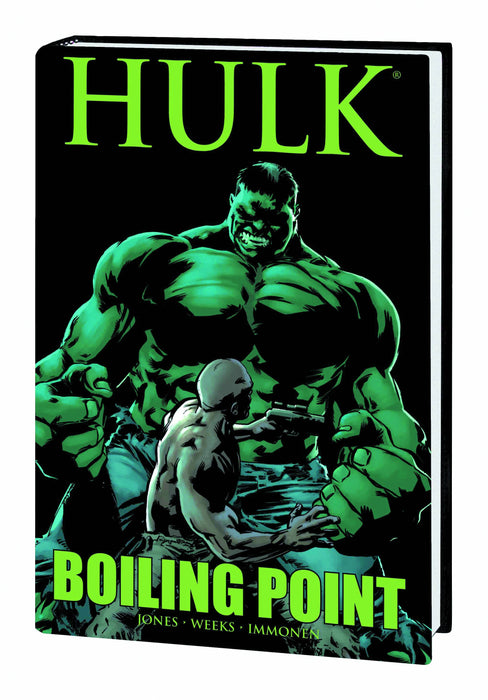 Hulk Boiling Point