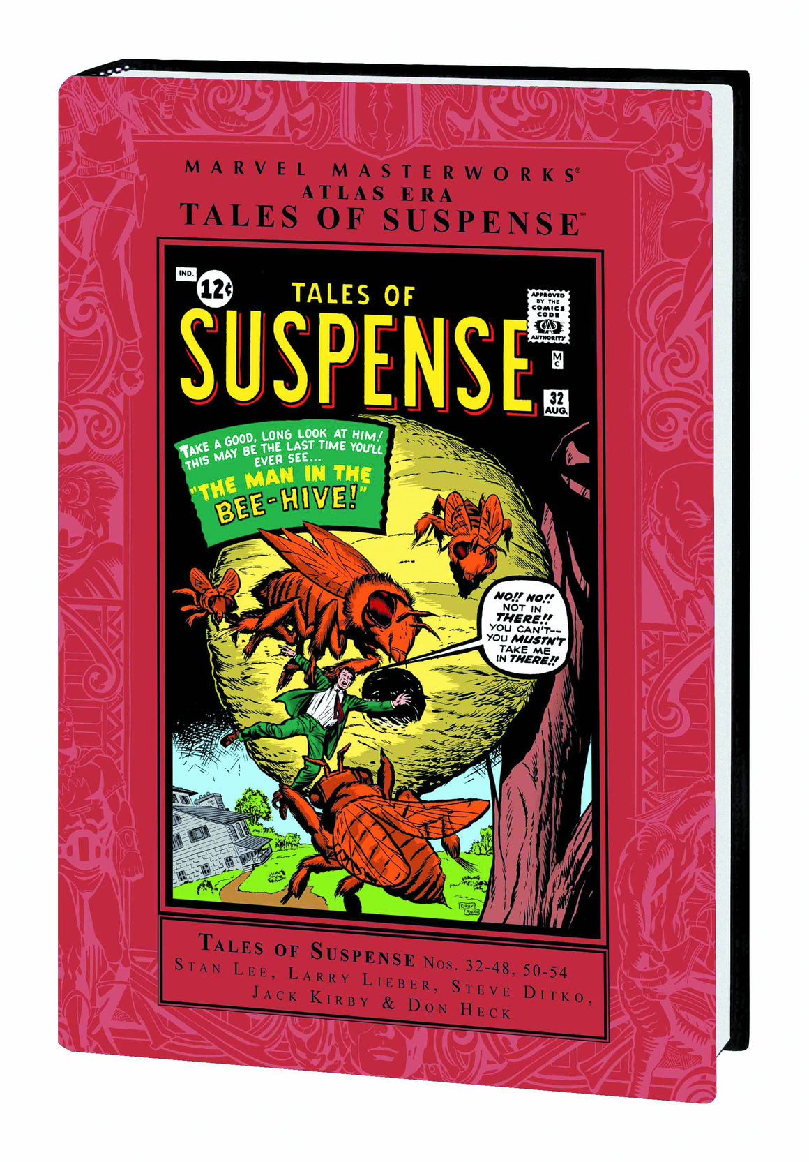 MMW ATLAS ERA TALES OF SUSPENSE HC VOL 04