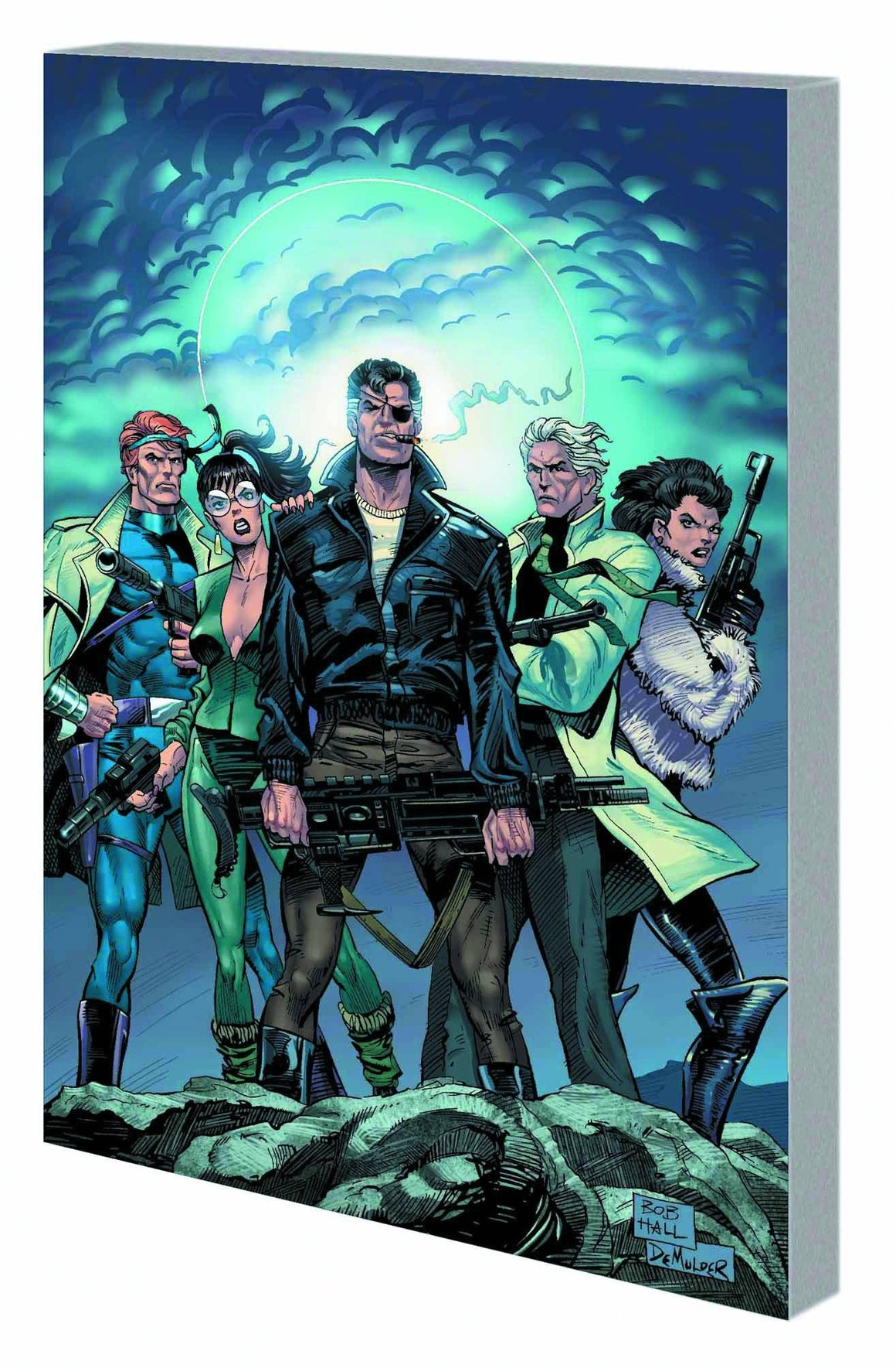 NICK FURY CLASSIC TP VOL 01 AGENT OF SHIELD