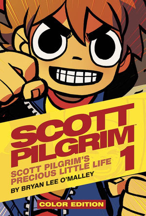 SCOTT PILGRIM COLOR HC VOL 01