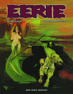 EERIE ARCHIVES HC VOL 11