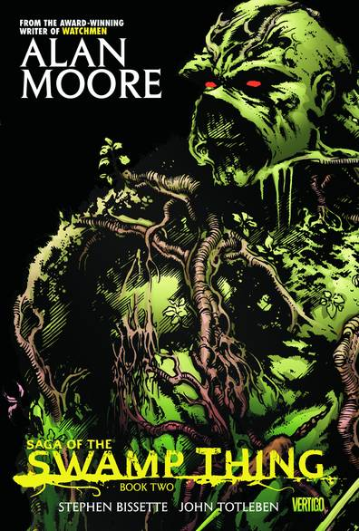 Saga of The Swamp Thing Book 02