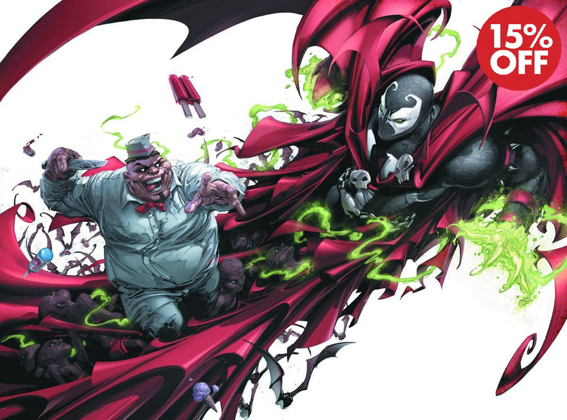 Spawn Origins Vol 07