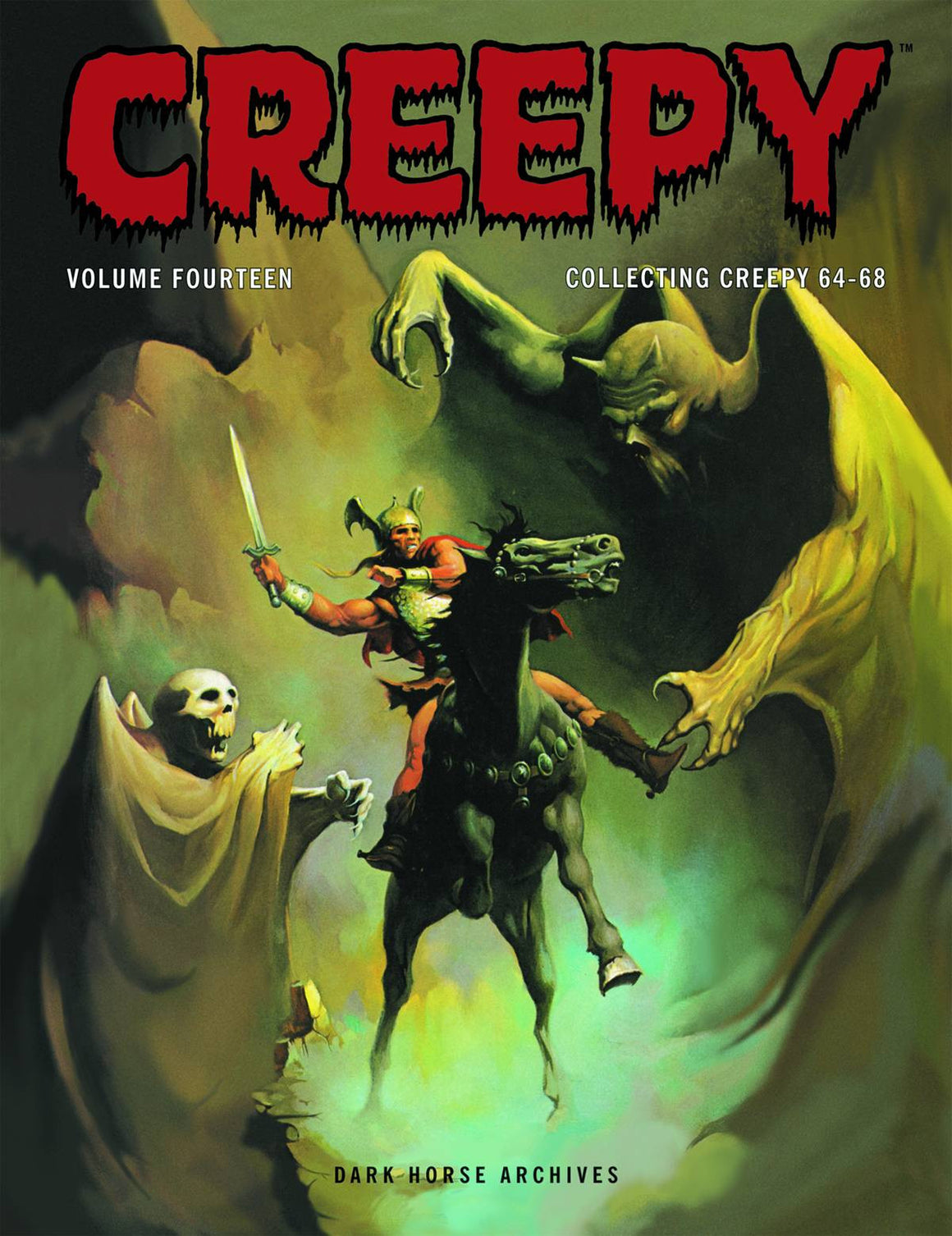 CREEPY ARCHIVES HC VOL 14