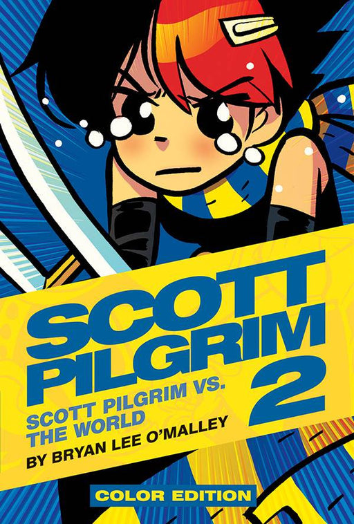 Scott Pilgrim Color Vol 02
