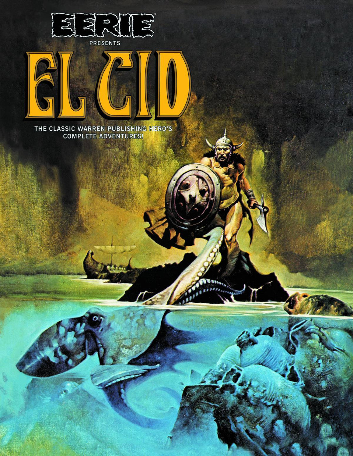 EERIE PRESENTS EL CID HC