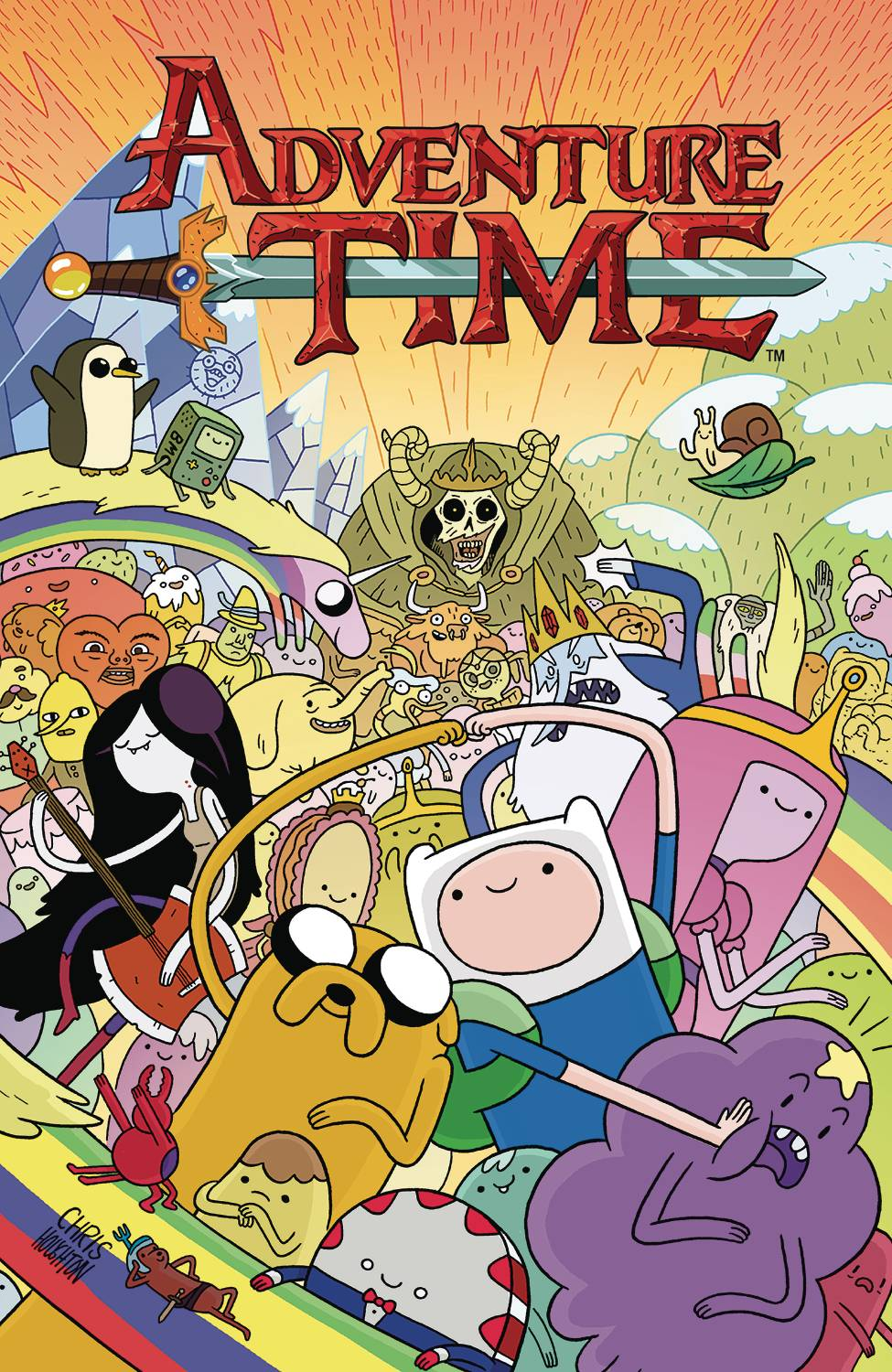 ADVENTURE TIME TP VOL 01