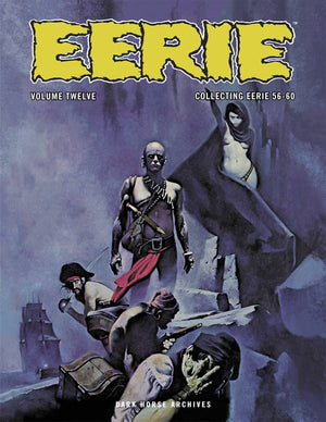 EERIE ARCHIVES HC VOL 12