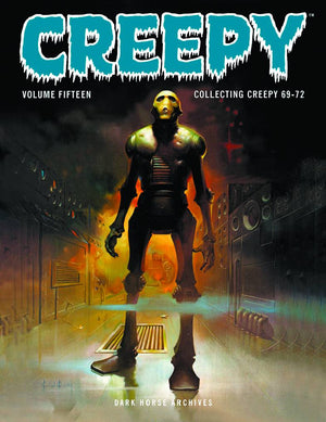 CREEPY ARCHIVES HC VOL 15