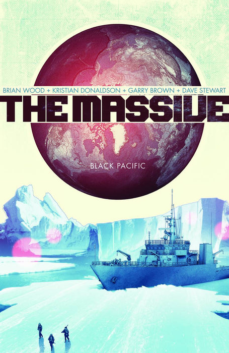 Massive Vol 01 Black Pacific