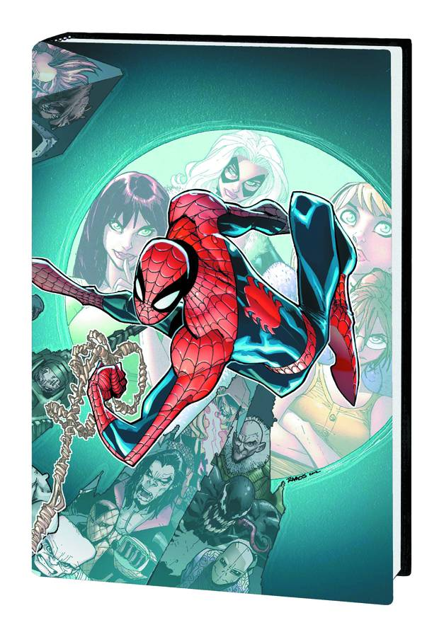 SPIDER-MAN DYING WISH PREM HC