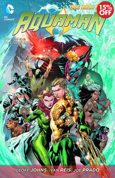 Aquaman Vol 02 The Others