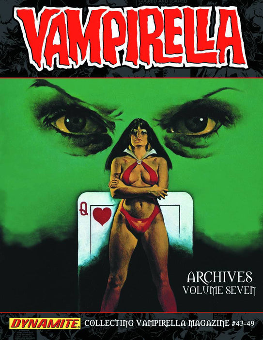 Vampirella Archives HC Vol 07