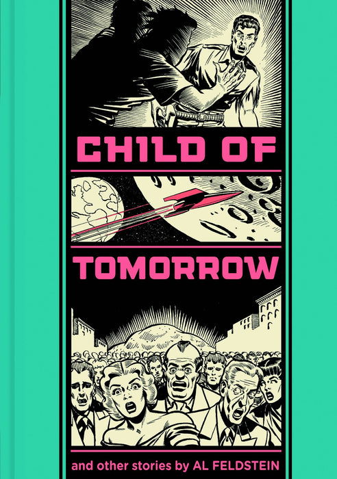 EC Al Feldstein Child of Tomorrow