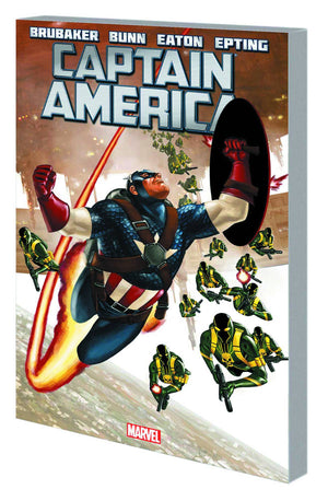 CAPTAIN AMERICA BY ED BRUBAKER TP VOL 04