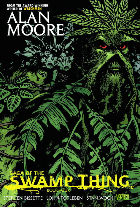 Saga of The Swamp Thing Book 04