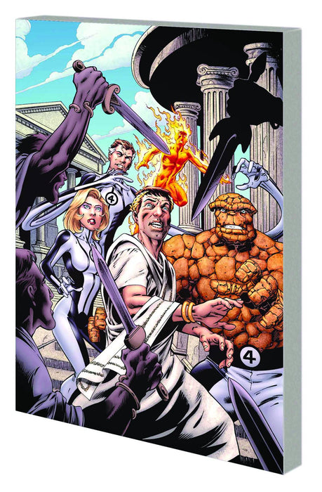 Fantastic Four Vol 02 Road Trip