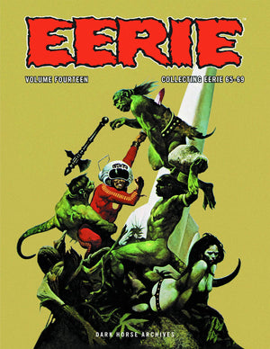 EERIE ARCHIVES HC VOL 14